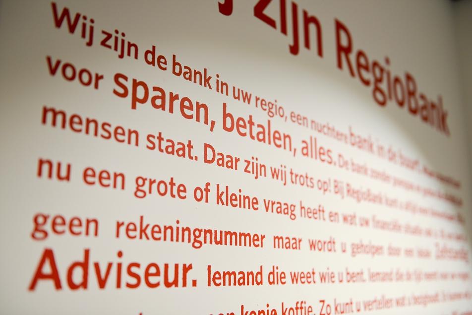 Sparen voor je pensioen kan ook met een RegioBank spaarrekening
